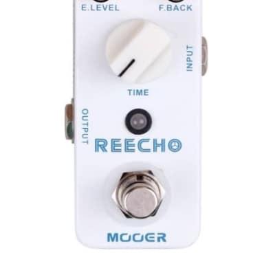 Mooer MDL2 Reecho Digital Delay Pedal