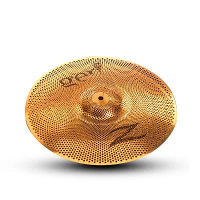 """Zildjian 13"""" Gen16 Buffed Bronze Hi-Hat Cymbal (Bottom)"""