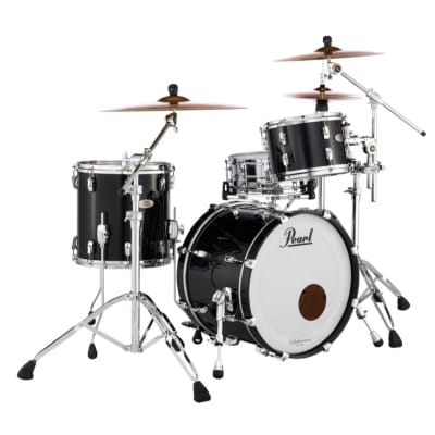 Pearl Reference Series 3-piece shell pack - Piano Black