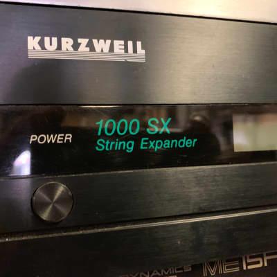 Kurzweil 1000 SX String Expander Rack