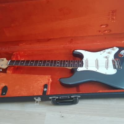 Fender Custom Shop Strat Stratocaster 65 NOS 2005 Charcoal Frost for sale