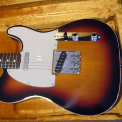 Fender American Vintage '62 Telecaster Custom 2003 3 tone Sunburst for sale