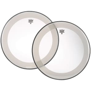 """Remo Powerstroke P4 Clear Bass Drum Head 28"""""""