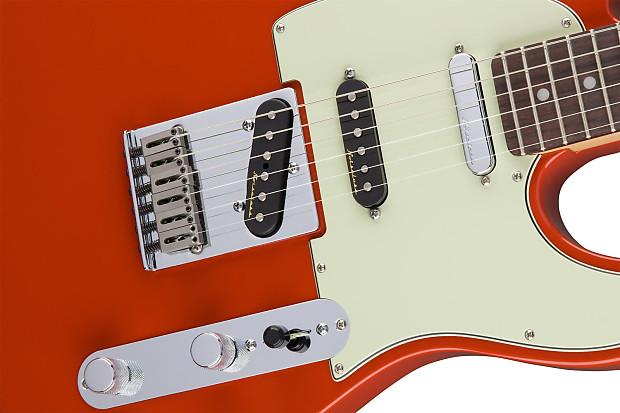 fender deluxe nashville telecaster rw fiesta red reverb. Black Bedroom Furniture Sets. Home Design Ideas