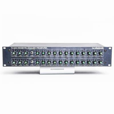 TC Electronic TC 2240 2-Channel Parametric Equalizer / Preamplifier