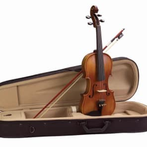 Academy Classical Series Violin Outfit 4/4, Chestnut Brown (155AU)