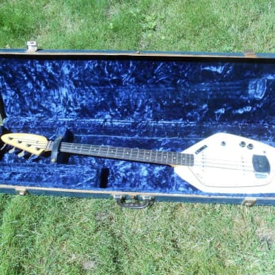 1960s Vox V210 Phantom Mk.IV Bass UK Britain British England OHSC Fang for sale