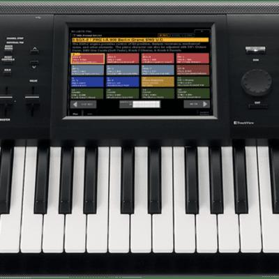 Korg KRONOS 61-Key Digital Workstation Synthesizer