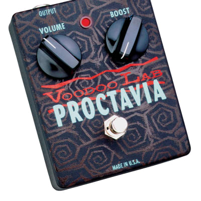 Voodoo Lab Proctavia Pedal for sale