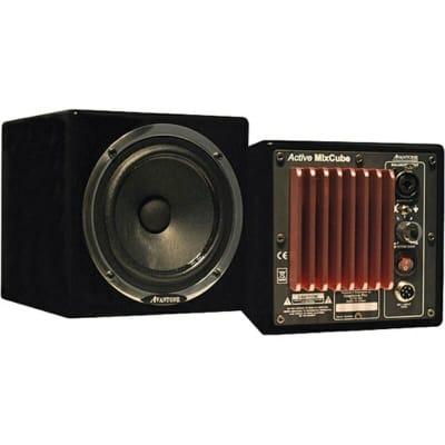 Avantone Pro MixCube Active Reference Monitor (Single, Black)