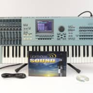 Yamaha MOTIF XS6 61-Key Music Production Synthesizer Workstation Keyboard  XS-6