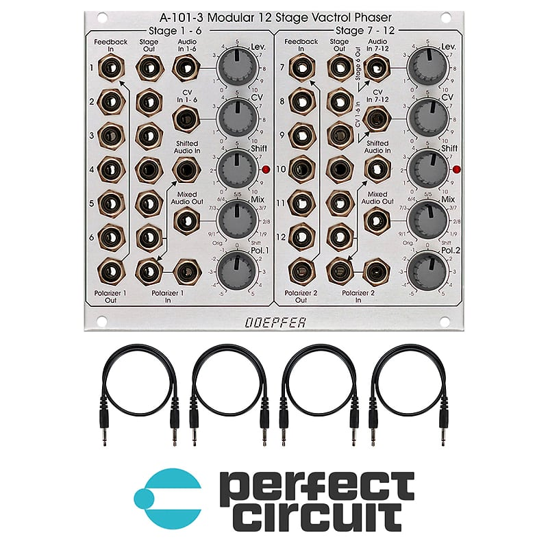 Doepfer A-101-3 Vactrol Modular Phaser | Perfect Circuit