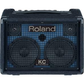 """Roland KC-110 3-Channel 30-Watt 2x6.5"""" Keyboard Combo"""