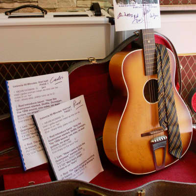 Gallotone  Champion Signed by The Quarryman & The Original TIE for sale
