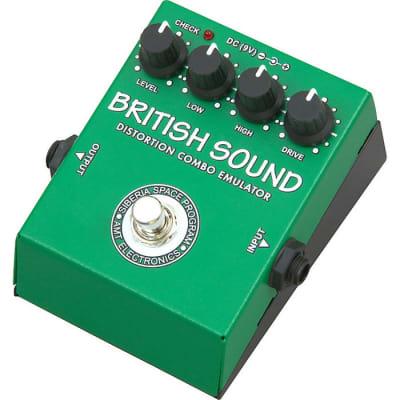 Pedal AMT Electronics British Sound Distortion