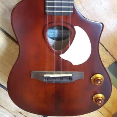 New Seagull Nylon String Soprano Ukulele SF W/ Pickup for sale