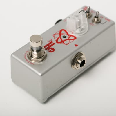 EGO Electronic Element Series [HE-3] Helium-3 Buffer+Boost Pedal