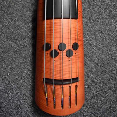 NS Design EU5, 5-String EUB Electric Upright Bass with 18 Volt Active Electronics