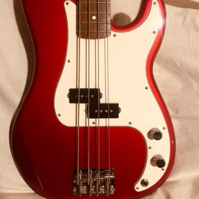 Fender Player Precision Bass 2019 Sonic Red
