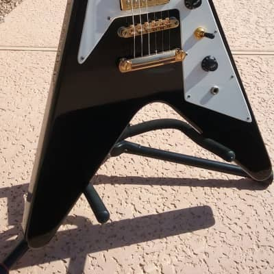 Epiphone/Gibson Flying V / Made In Korea / Hardshell Case / FREE SHIPPING! for sale
