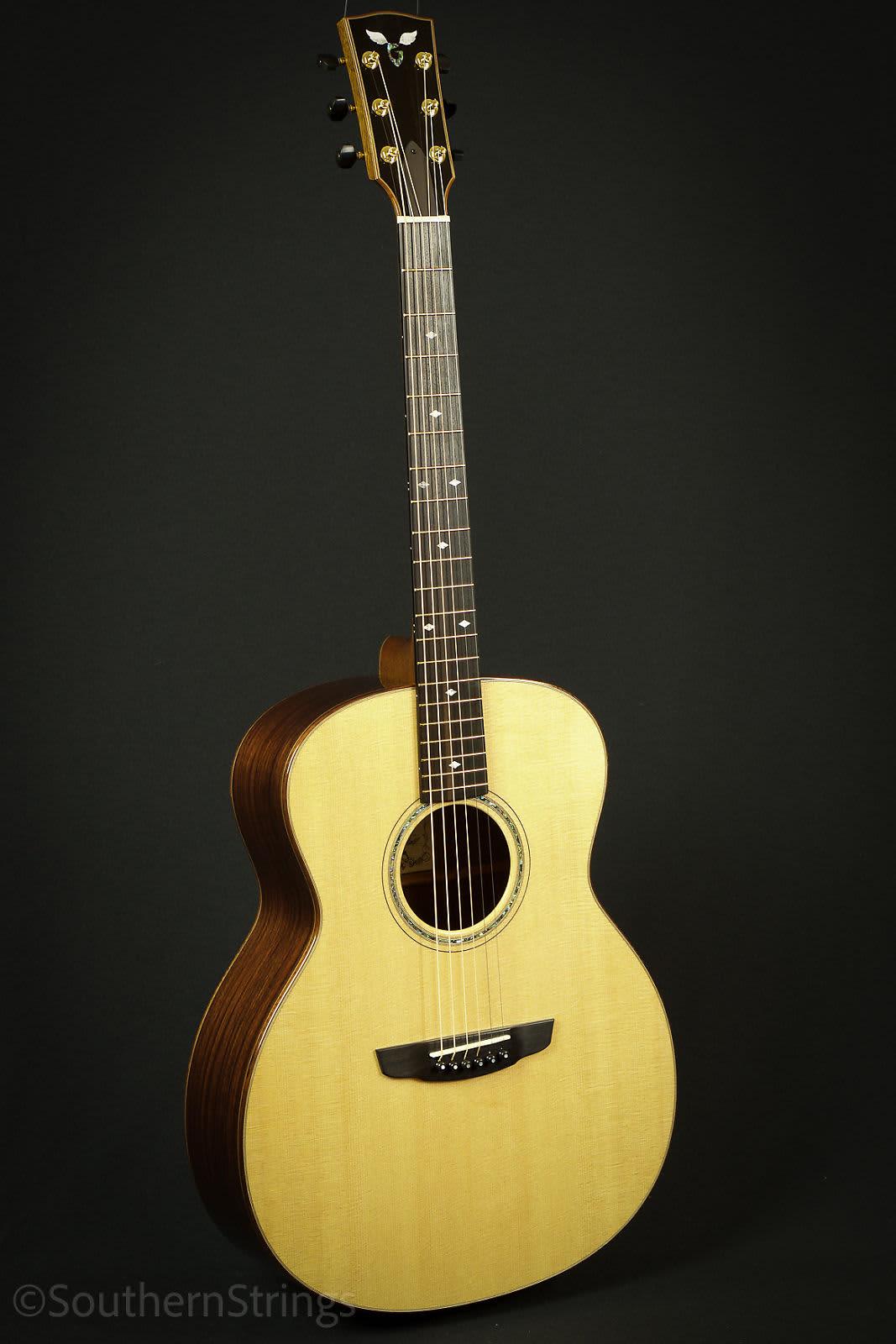 Goodall Concert Jumbo Southern Strings Reverb