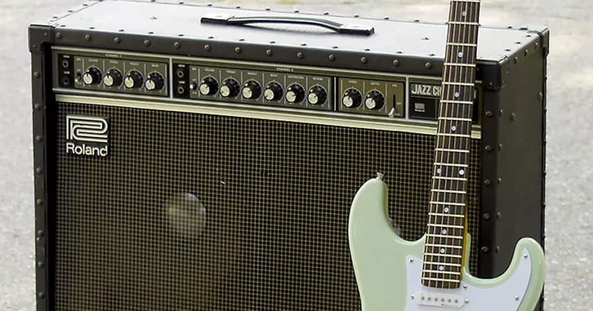 Five Solid State Amps That Don T Suck Reverb News