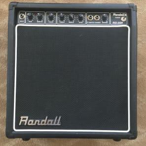 "Randall RG-25R 2-Channel 25-Watt 1x10"" Solid State Guitar Combo"