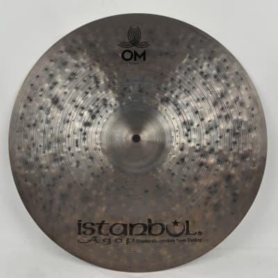 "Istanbul Agop 18"" Signature OM Crash 1254gr"