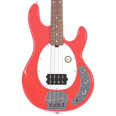 Sterling by Music Man S.U.B. Series StingRay Fiesta Red