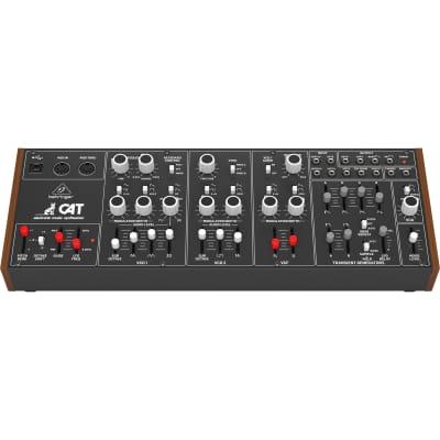 Behringer Cat Duophonic Analog Synthesizer
