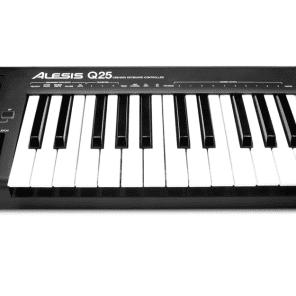 Alesis Q25 - 25-note, velocity sensitive keyboard controller
