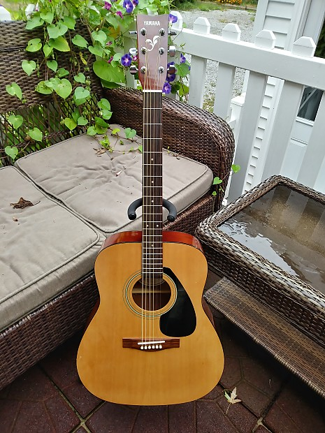 Yamaha F310 Full Size Guitar Wdeluxe Bag Strap Strings Capo Free Shipping