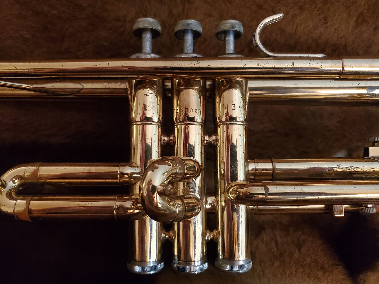 Holton T602R Trumpet w/ Hardshell Case
