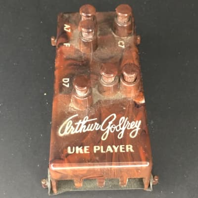 Ukulele Chord Master by Mastro/Maccaferri  Arthur Godfrey Uke Player 1955 for sale