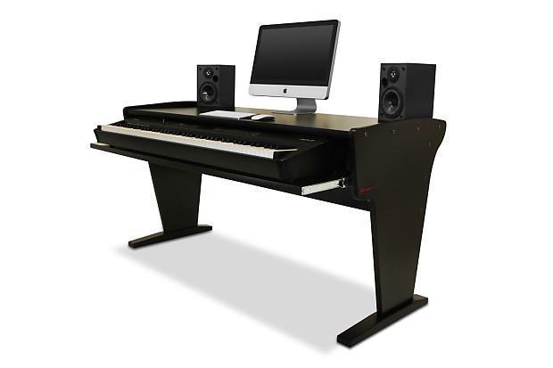 az studio workstations spike 88 music production desk reverb. Black Bedroom Furniture Sets. Home Design Ideas