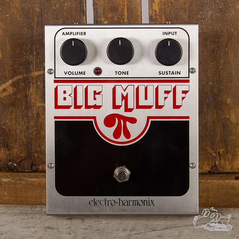 electro harmonix big muff pi fuzz guitar pedal reverb. Black Bedroom Furniture Sets. Home Design Ideas