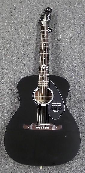 fender avril lavigne newporter acoustic electric guitar reverb. Black Bedroom Furniture Sets. Home Design Ideas