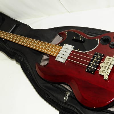 Orville EB-3 SG Type Electric Bass Ref No 3230 for sale