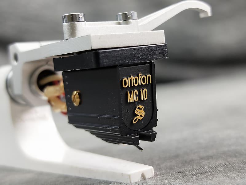 Ortofon MC10 Super Manual - Moving-Coil Cartridge - Vinyl