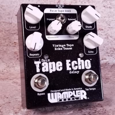Used: Wampler Faux Tape Echo V1.2