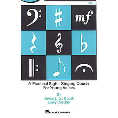 Patterns Of Sound - Vol. I, A Practical Sight-Singing Course, Student Edition, Vol. 1