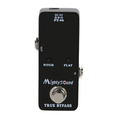 Mode Tri Reverb Reverb Stereo True Bypass Electric Guitar Pedal Musical Instrument 350 B
