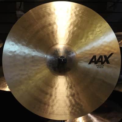 """Sabian 20"""" AAX Thin Crash Cymbal"""