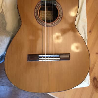 Marcelino Lopez Nieto Classical Guitar 1969 Cedar / Brazilian for sale