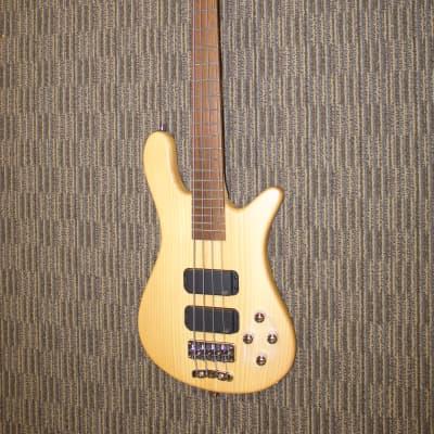 Warwick Streamer Standard Bass - Natural Transparent Finish 4NTS for sale