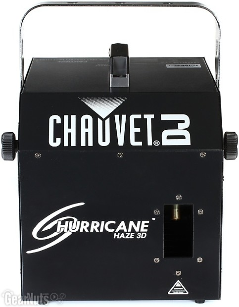 chauvet hurricane 3d machine