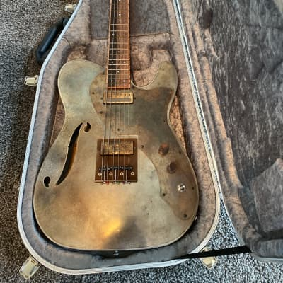 Mule Mulecaster 2019 Raw steel for sale