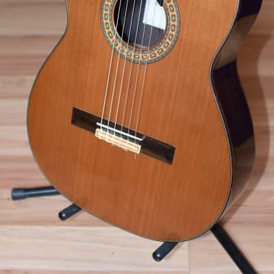 Vicente Sanchis Cedar Classical Guitar Model 41 (1999) for sale
