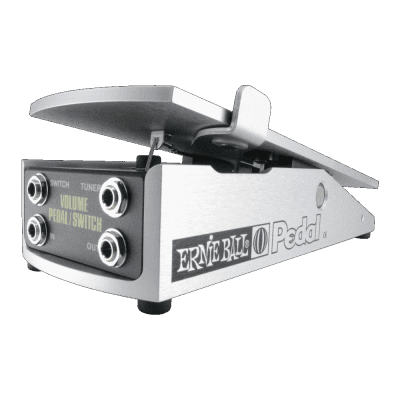 Ernie Ball 6168 250K Mono Volume Pedal With Switch