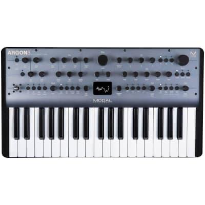 Modal Electronics Argon8 Synthesizer, 37-Key